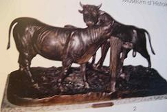 Horses and Sculpture - Les bronzes animaliers